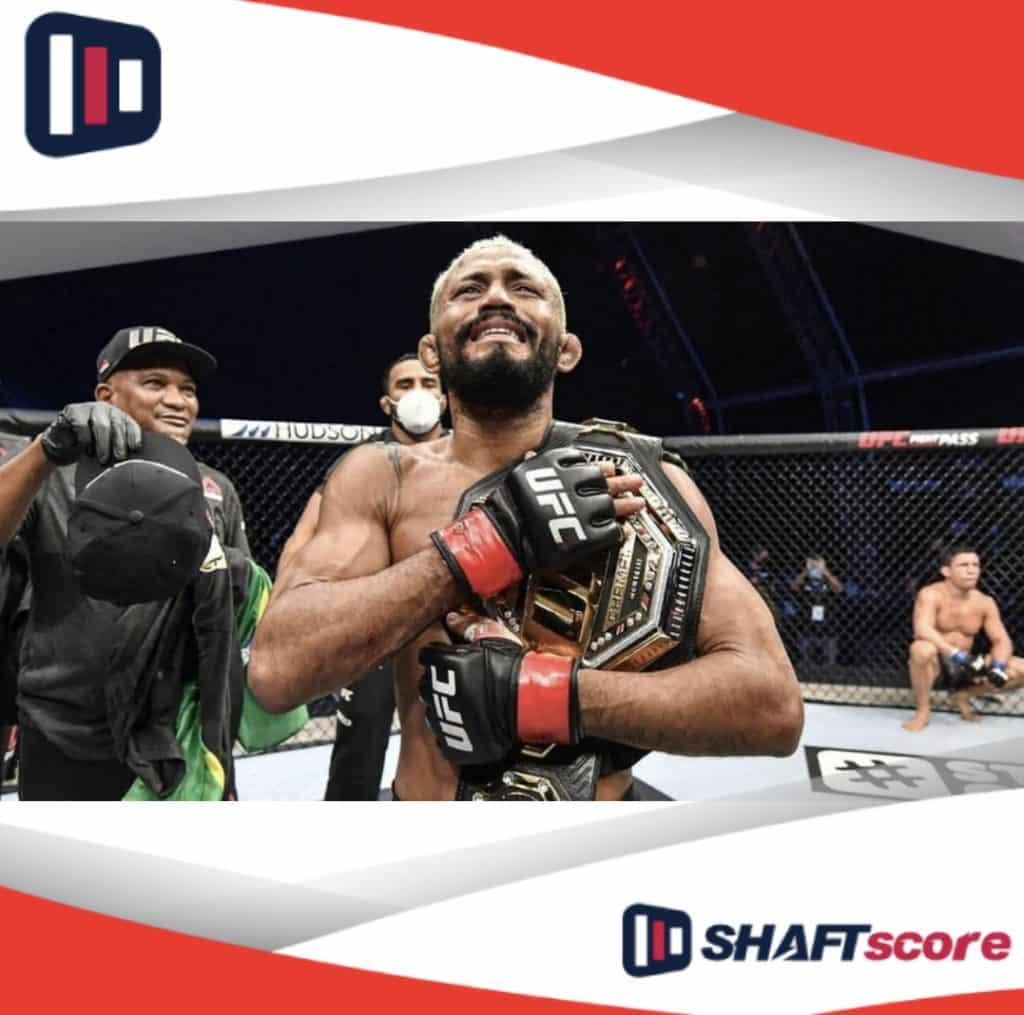 Deiverson Figueiredo UFC