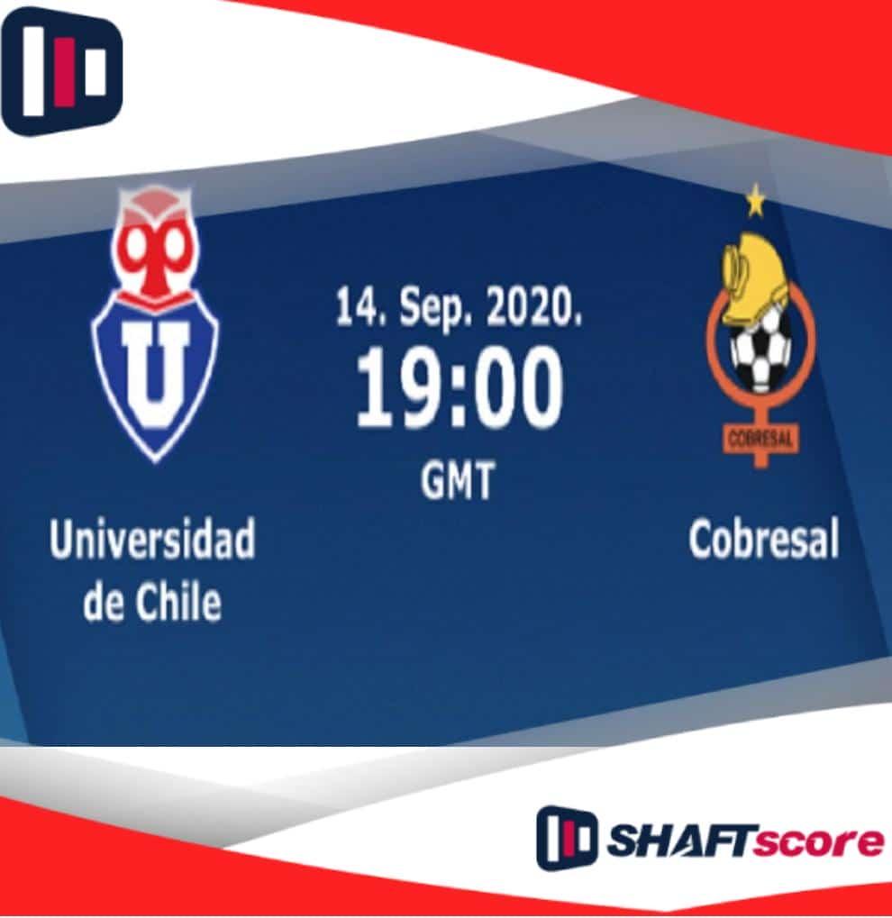 Univ do Chile x Cobresal: análise completa