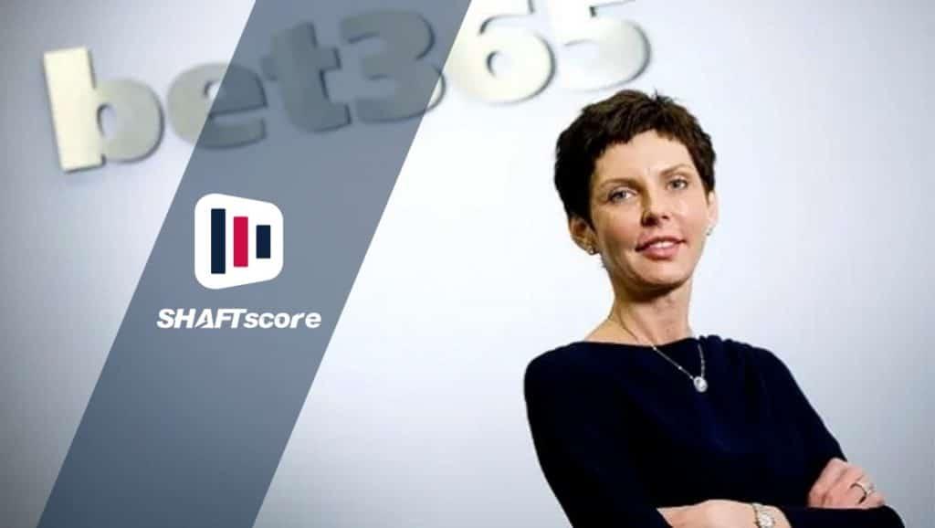 Denise Coates, CEO a Bet365
