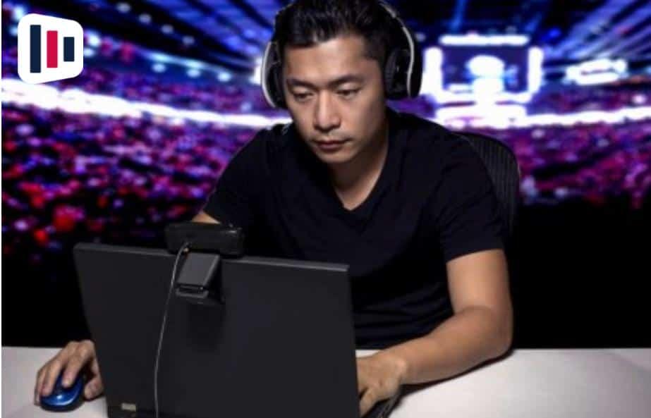 Jogador de E-Sports Furia x Liquid
