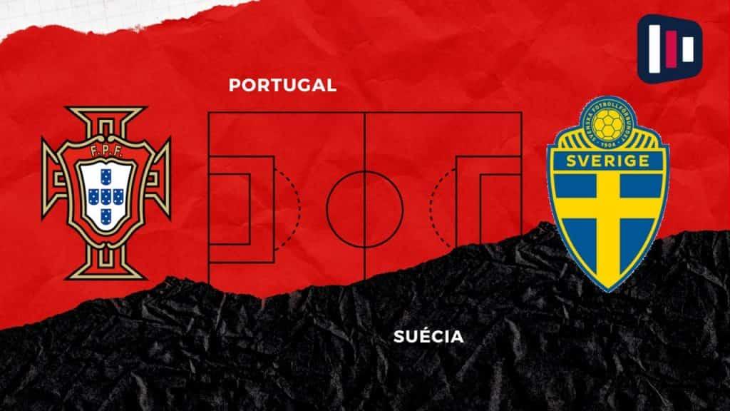 Portugal x Suécia