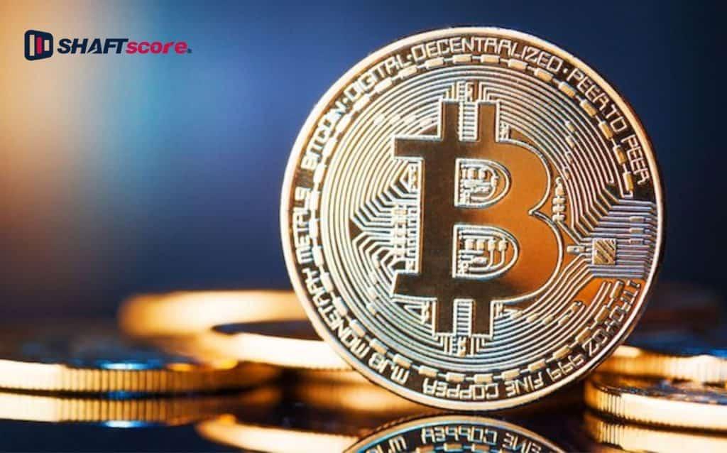 Imagem ilustrativa de bitcoin
