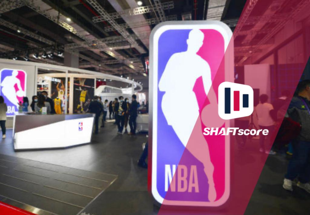 Loja NBA - apostar no total de pontos