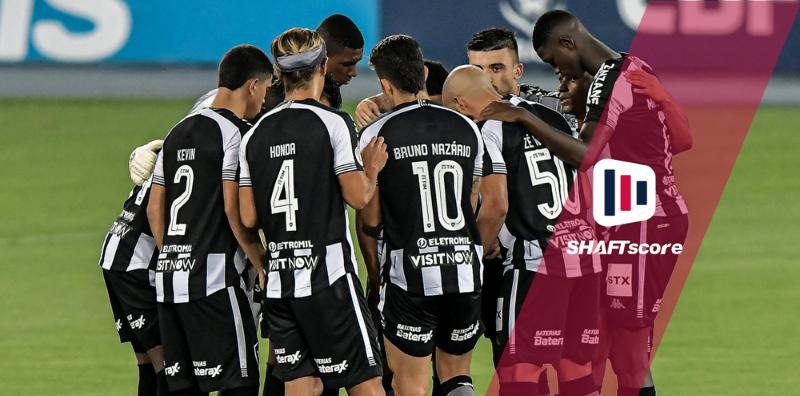 Jogadores Botafogo