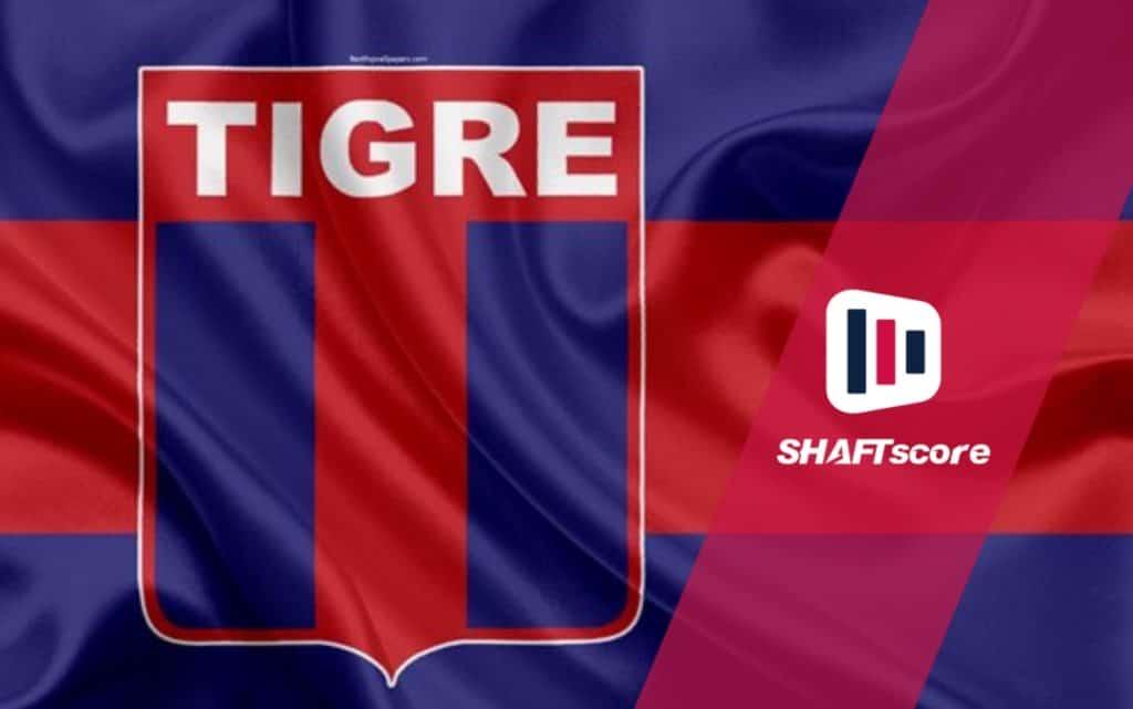 Bandeira do Tigre, clube argentino