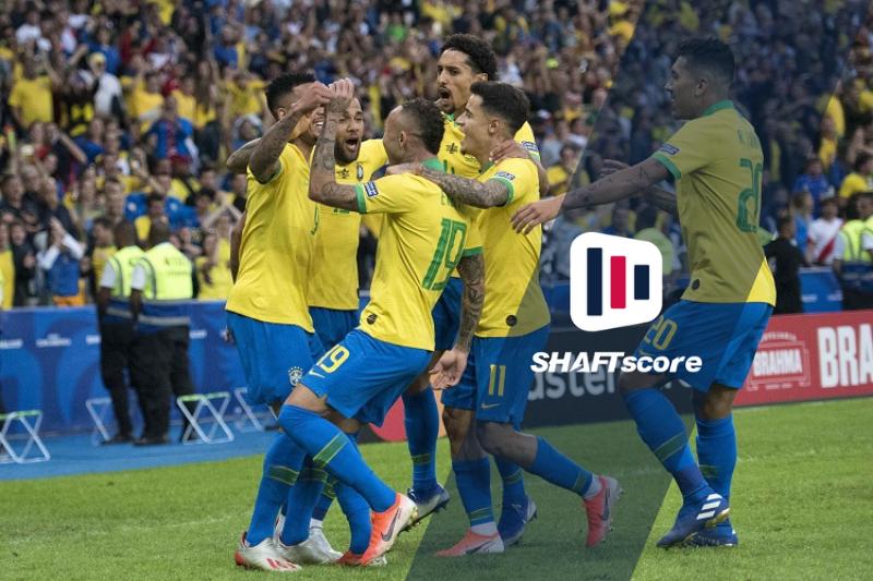 Seleção brasileira nas Eliminatórias da copa do mundo