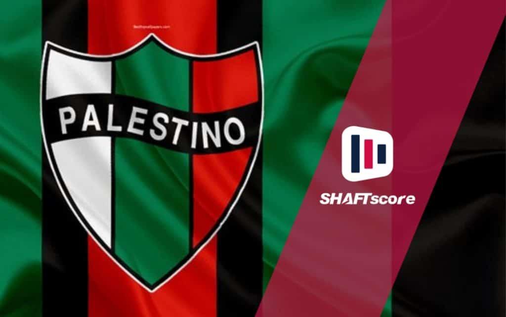 Escudo e bandeira do Palestino
