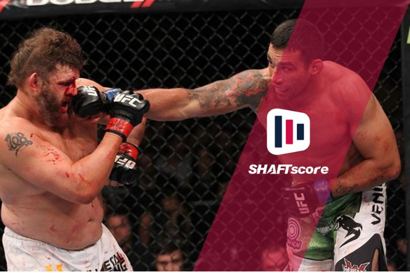 Lutadores - apostas MMA