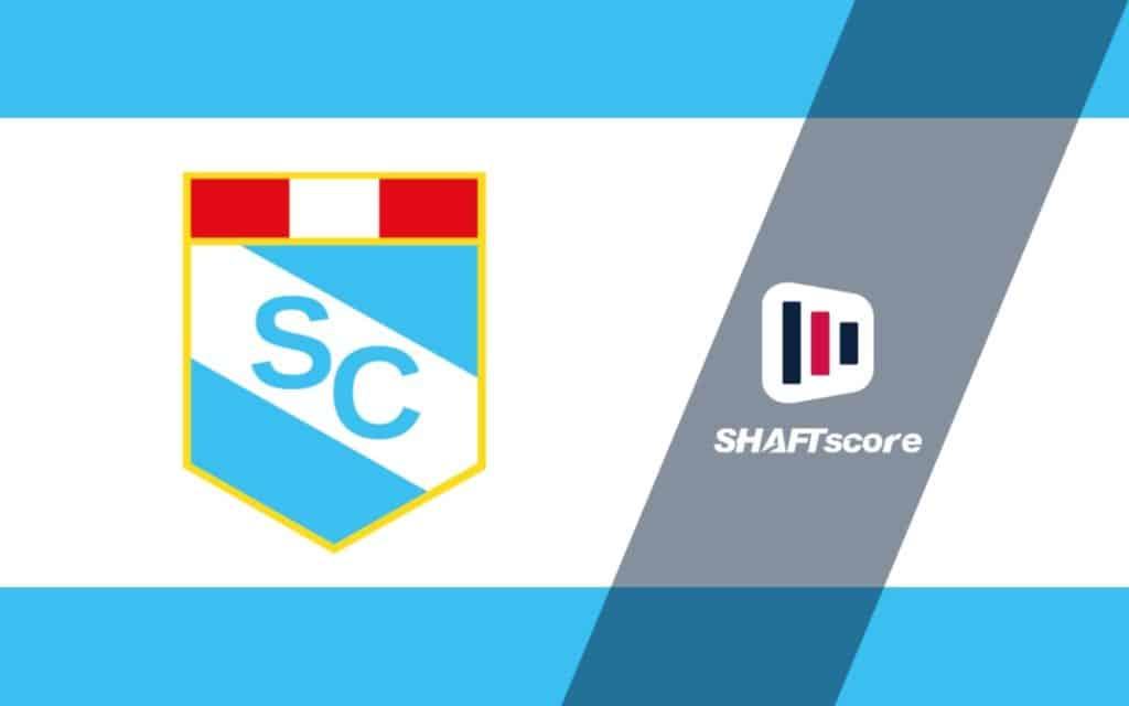 Escudo e bandeira do Sporting Cristal