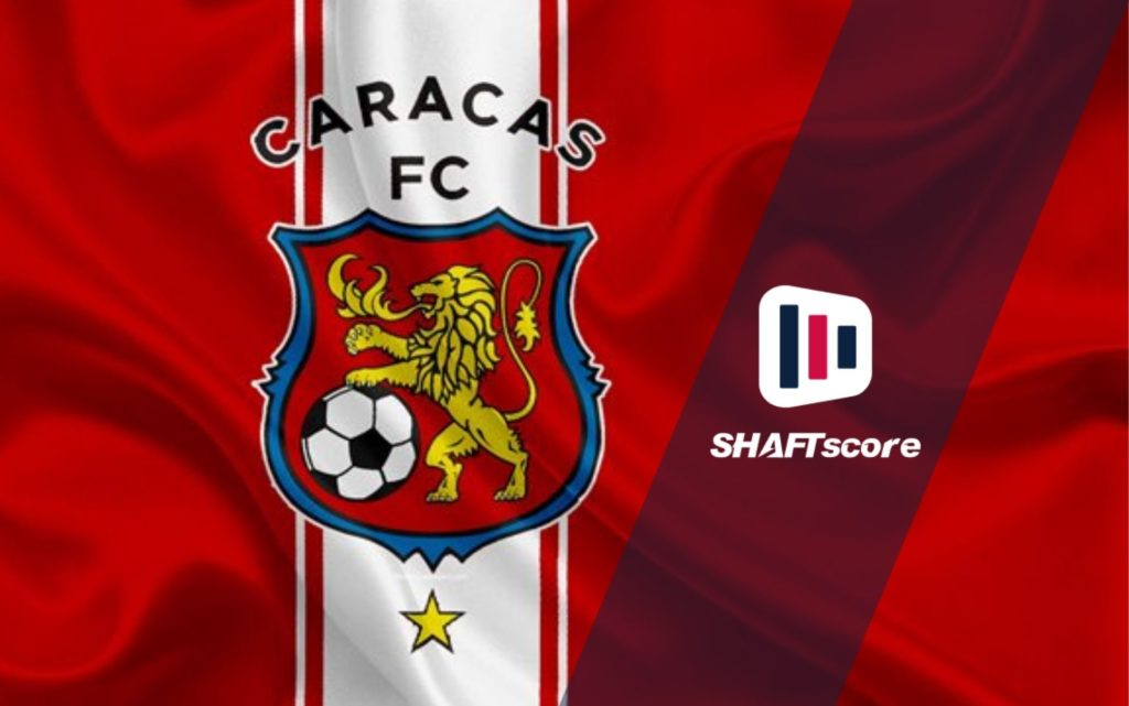 Escudo e bandeira do Caracas