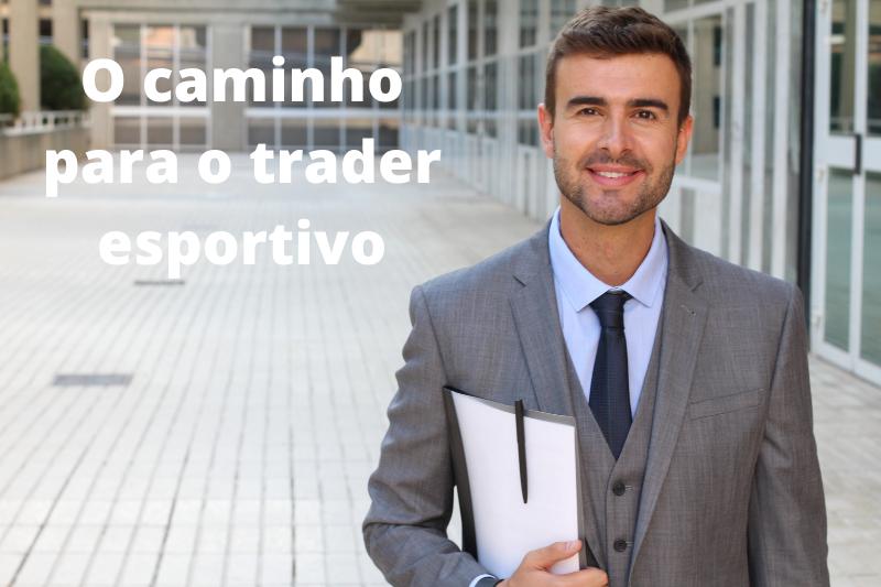 Imagem ilustrativa- Tornar um trader esportivo