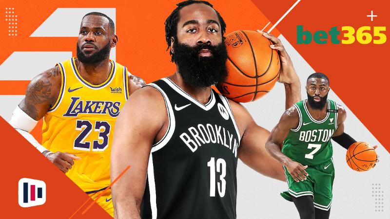 Craques do basquete - Streaming da NBA na Bet365
