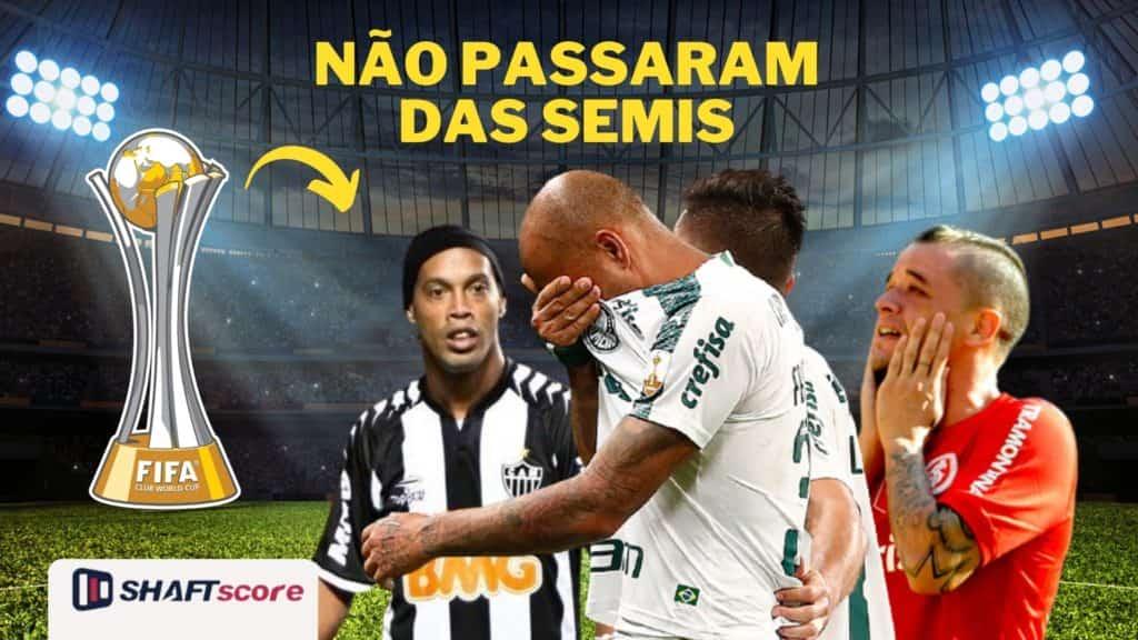 Imagem ilustrativa para brasileiros que não passaram das semifinais do Mundial
