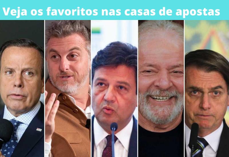 Candidatos Eleição presidencial 2022