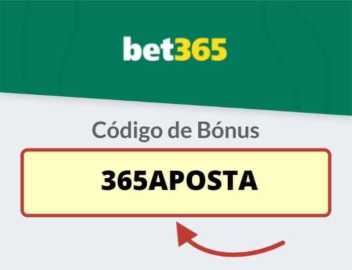 Código de bonus 365APOSTA