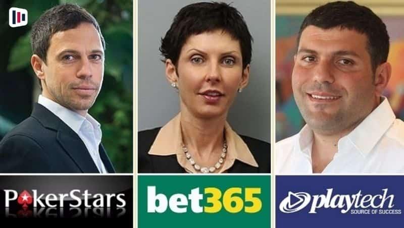 CEO do poker stars CEO do bet365, CEO do Playtech - Os mais ricos dos jogos online