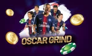 Craques do futebol europeu - Sistema Oscar Grind