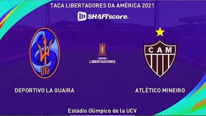 Escudos La Guaira Atlético Mineiro