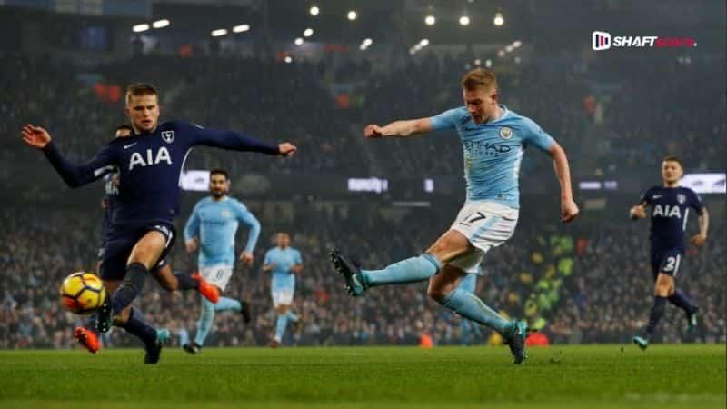 Craques do Manchester City e Tottenham