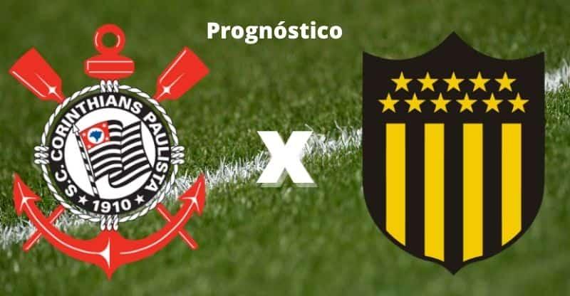 Escudos Corinthians Peñarol