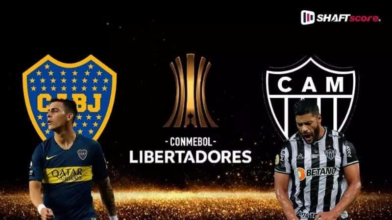 Palpite e prognósticos Boca Juniors Atlético Mineiro.