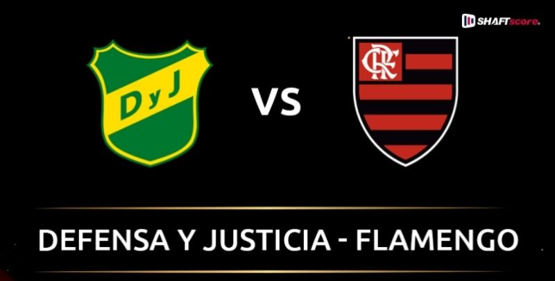 Palpite e prognóstico Defensa y Justicia Flamengo.