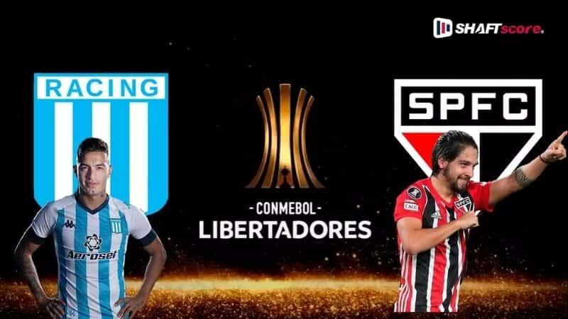 Palpite e prognóstico Racing São Paulo, dicas de apostas esportivas online.