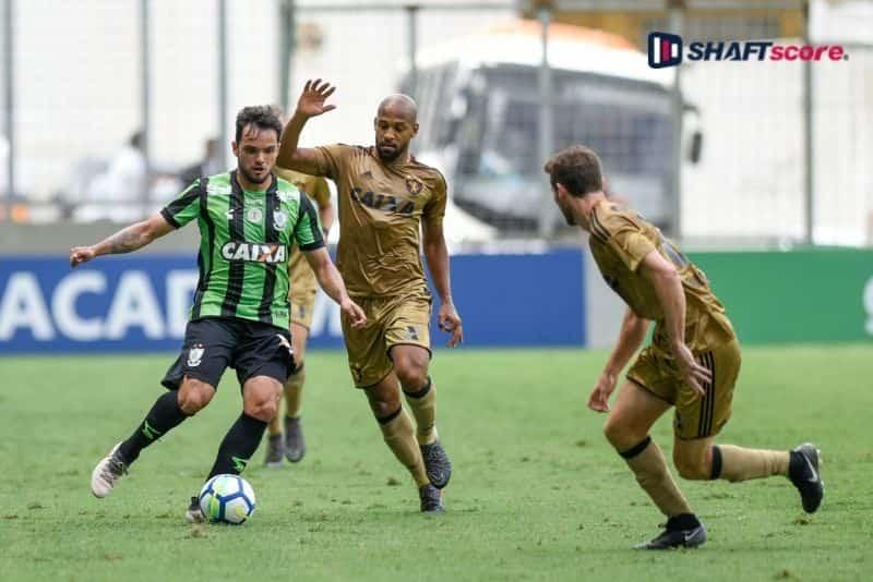 Palpite e prognóstico América Mineiro Sport Recife, dicas de apostas esportivas online.