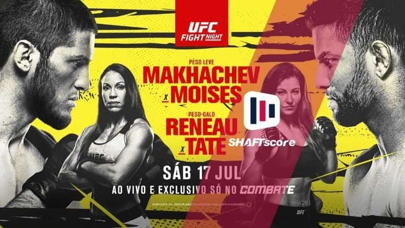 Palpite e prognóstico UFC Vegas 31, dicas de apostas esportivas online.