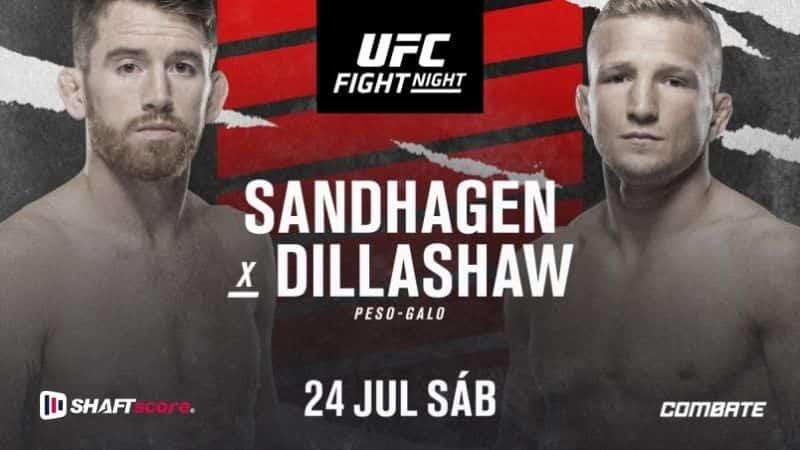 Palpite e prognóstico UFC vegas 32, dicas de apostas esportivas online.