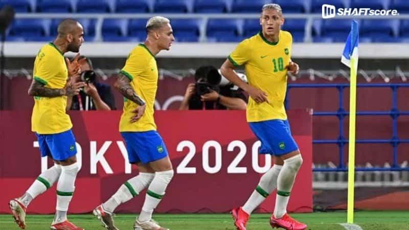 Palpite e prognóstico Brasil Costa do Marfim , dicas de apostas esportivas olimpíadas.