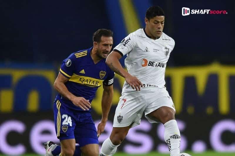 Palpite e prognóstico Atlético Mineiro Boca Juniors, dicas de apostas esportivas online.