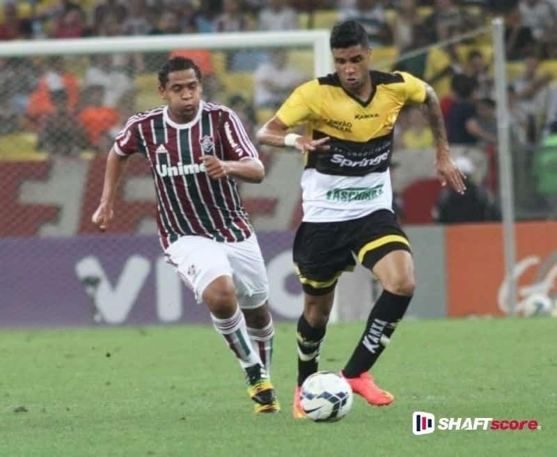 Palpite e prognostico Criciúma Fluminense, dicas de apostas esportivas online.