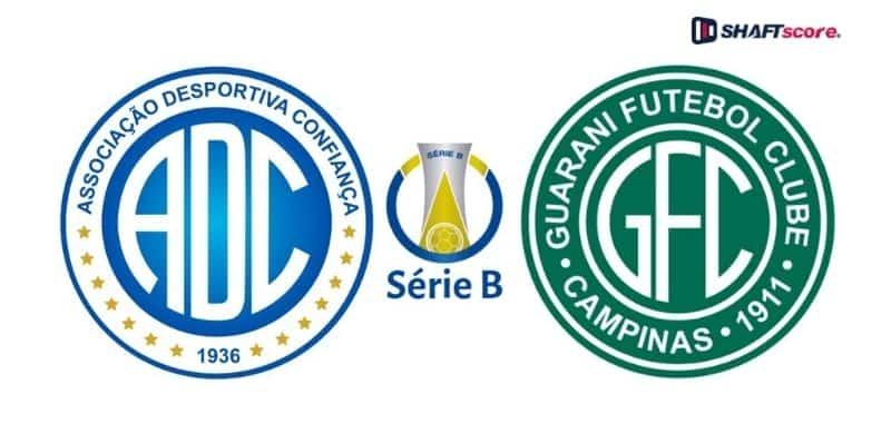palpite e prognóstico Confiança Guarani, dicas de apostas esportivas online.