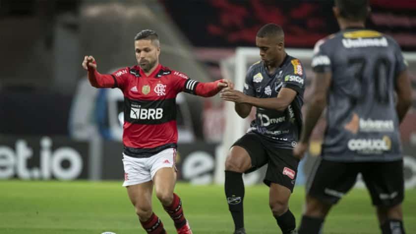 Palpite e prognóstico Ceará Flamengo, dicas de apostas esportivas online.
