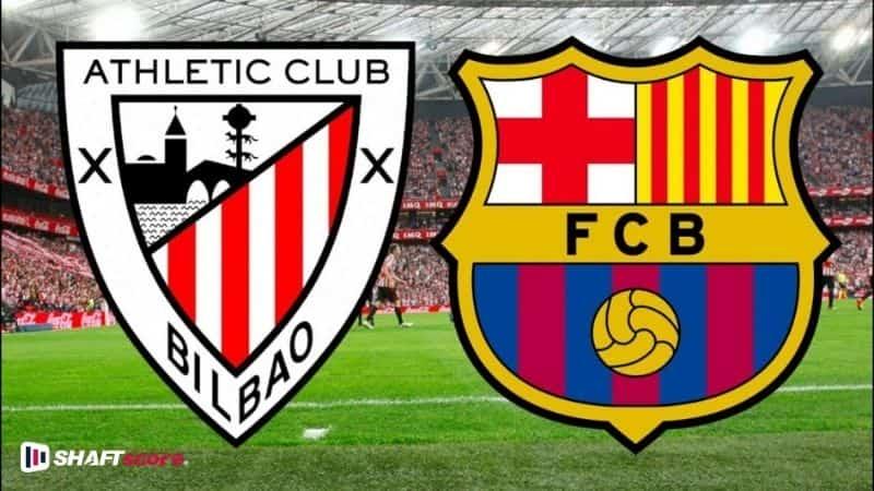 Palpite e prognóstico Athletic Bilbao Barcelona, dicas de apostas esportivas online.