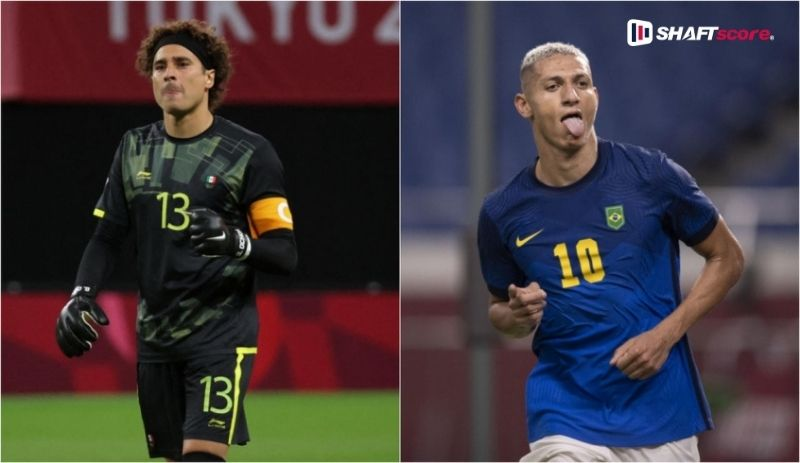 Palpite e prognóstico México Brasil, dicas de apostas esportivas online.