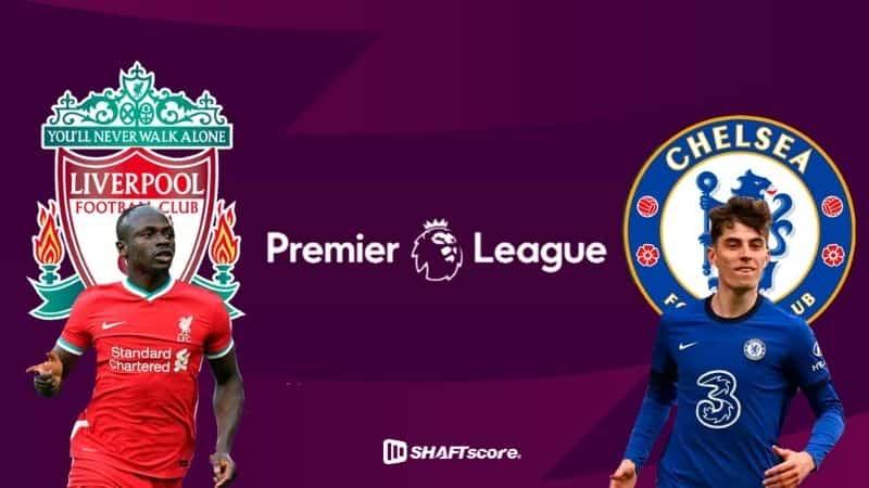 Palpite e prognóstico Liverpool Chelsea, dicas de apostas esportivas online.