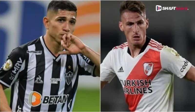 Palpite e prognóstico Atlético Mineiro River Plate, dicas de apostas esportivas online.