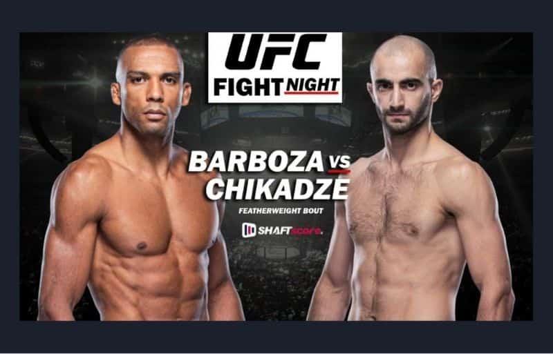 Palpite e prognóstico UFC Vegas 35, dicas de apostas esportivas online.
