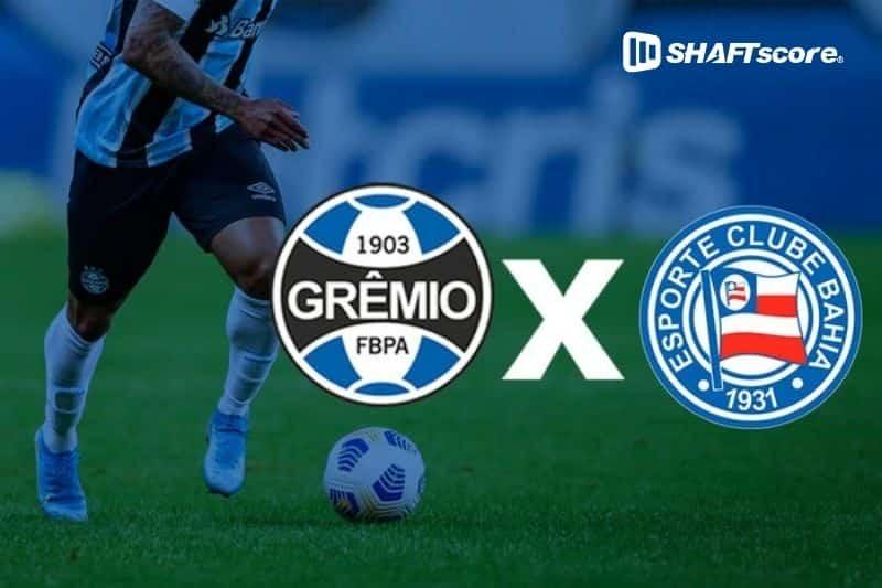 Palpite e prognóstico Grêmio Bahia, dicas de apostas esportivas online.