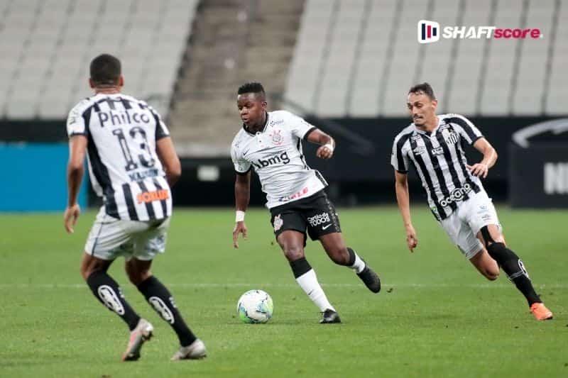 Palpite e prognóstico Santos Corinthians, dicas de apostas esportivas online.