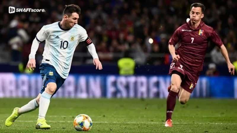 Palpite e prognóstico Venezuela Argentina, dicas de apostas esportivas online.