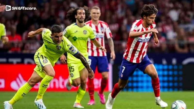 Palpite e prognóstico Getafe Atlético Madrid, dicas de apostas esportivas online.