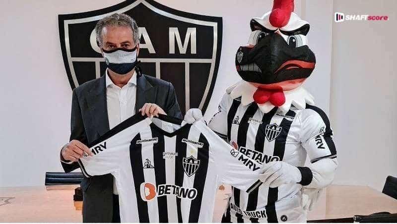 Betano, Fluminense, Atlético MG.