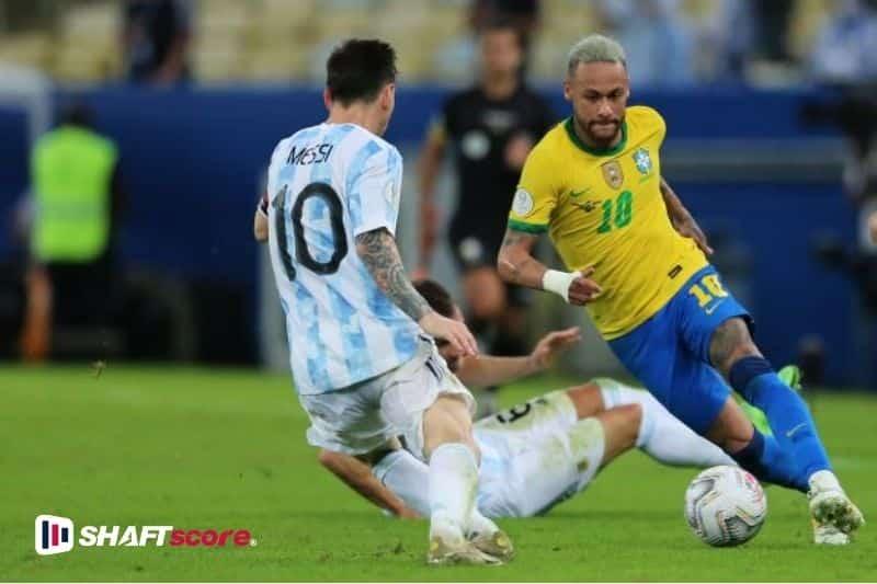 Palpite e prognóstico Brasil Argentina, dicas de apostas esportivas online.