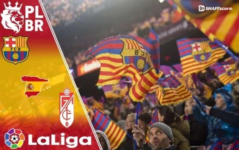 Palpite e prognóstico Barcelona Granada, dicas bet365.