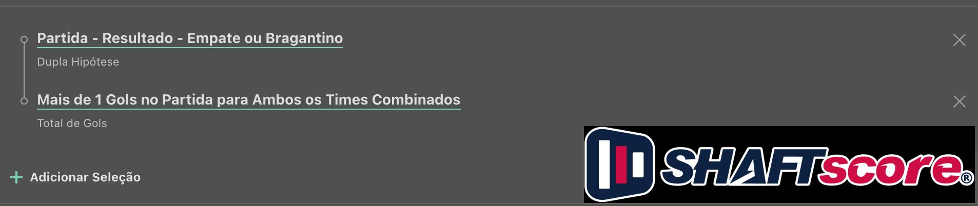Bilhete pronto, palpite hoje  Libertad Red Bull Bragantino, aposta multipla bet365.