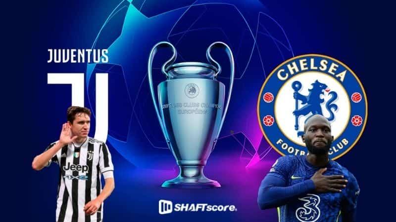 Palpite e prognóstico Palpite Juventus Chelsea, dicas de apostas bet365.