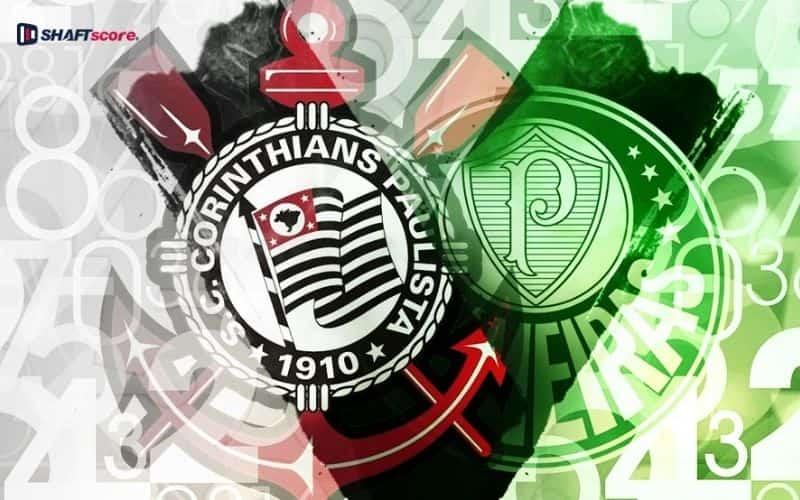 Palpite e prognóstico Corinthians Palmeiras, dicas de apostas esportivas online Bet365.